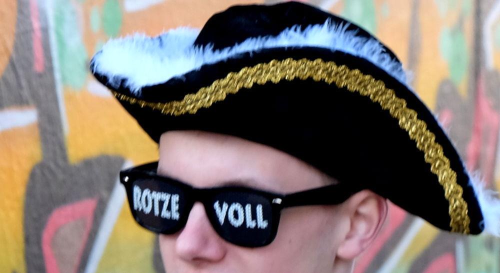 Karnevalsumzug 2019: Rotze-Voll? (23.2.2019; Foto: Klare)