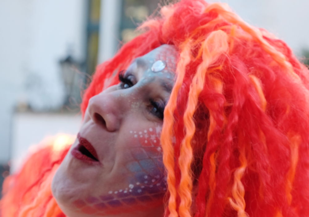 Karnevalsumzug 2019: Nixe (23.2.2019; Foto: Klare)