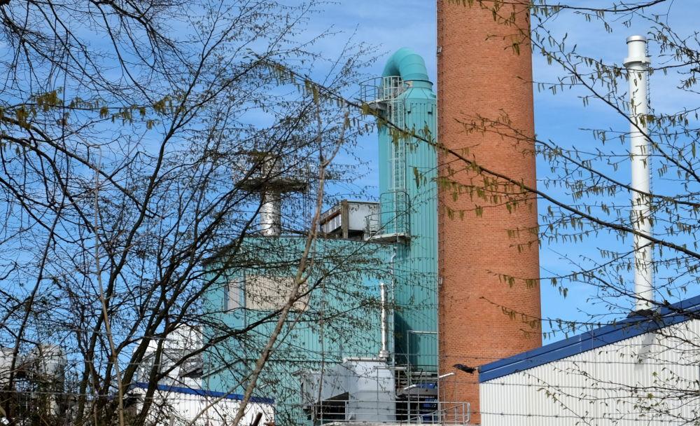 Fabrik in Farbe (24.3.2019; Foto: Klare)