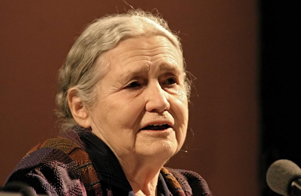 Doris Lessing 2006 (Foto: Elke Wetzig / GNU-Lizenz für freie Dokumentation)