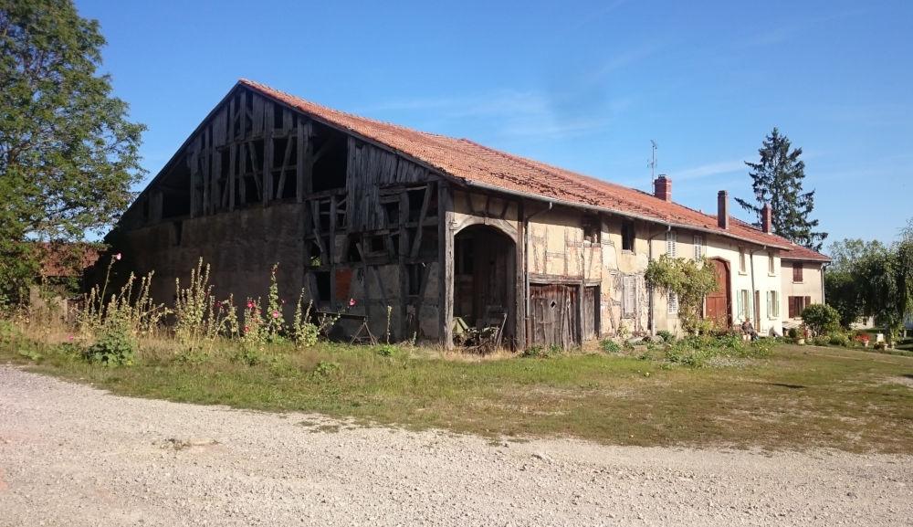 Bauernhaus (Guermange, 19.9.2019; Foto: Klare)