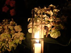 Das Licht in der Dunkelheit (Foto: Klare)