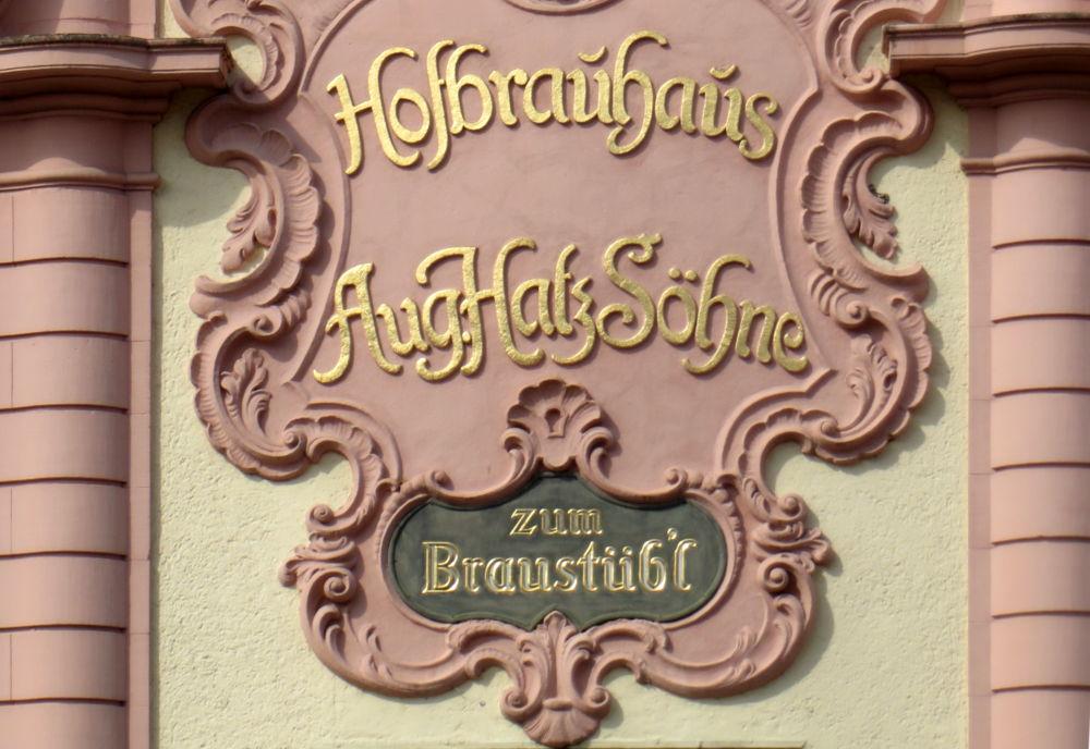 Hofbrauhaus Rastatt (13.7.2019; Foto: Meyerbröker)