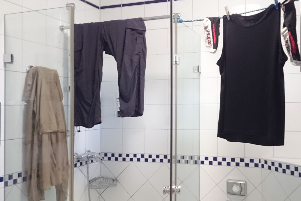 Große Wäsche (13.7.2019; Foto: Klare)