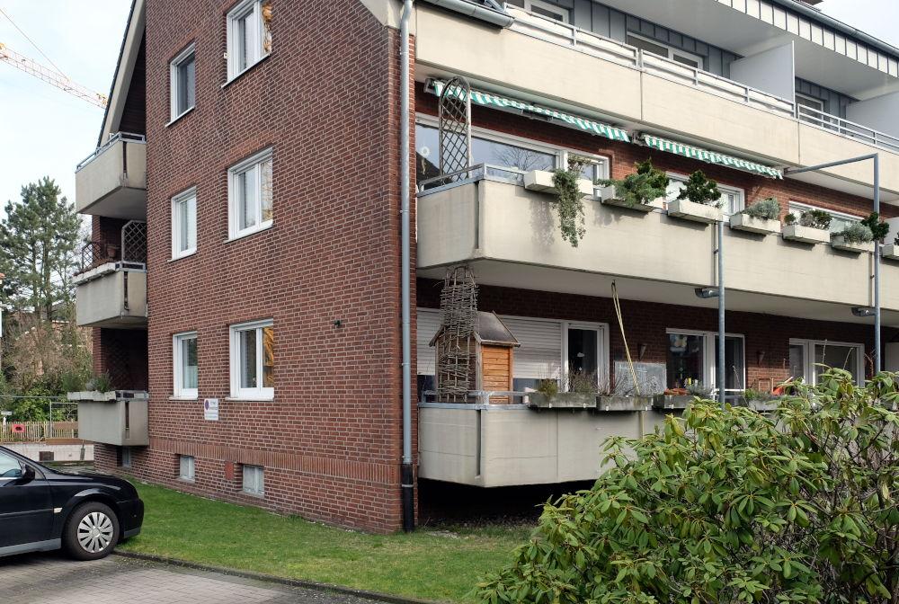 Am Klosterwald 11 (8.3.2020; Foto: Klare)