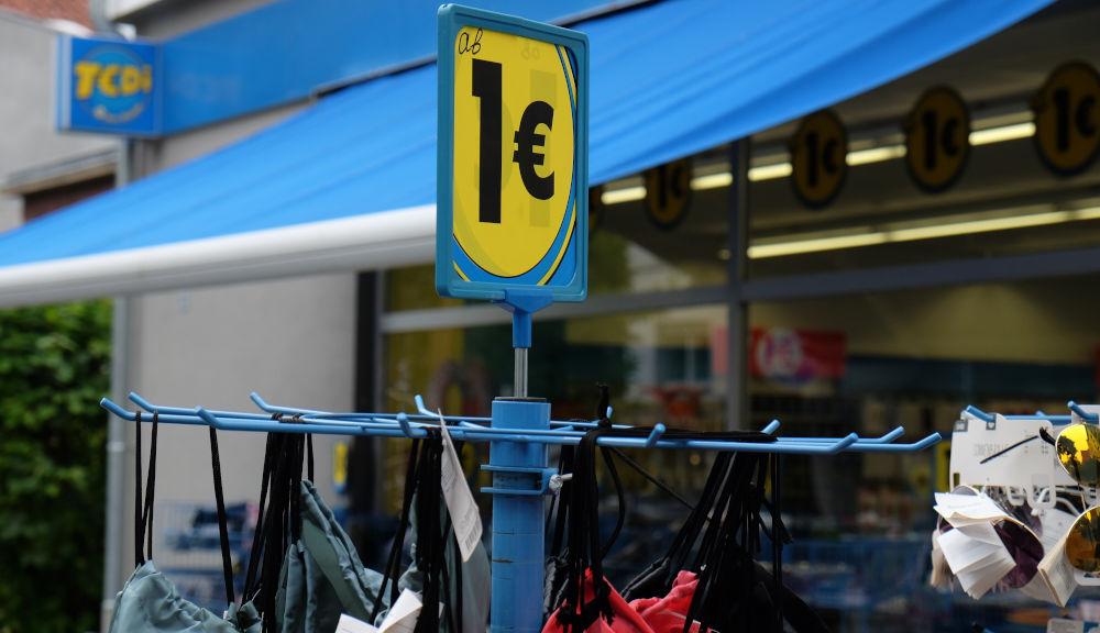 Marktallee 67: Plastik und Plunder (11.8.2020; Foto: Klare)