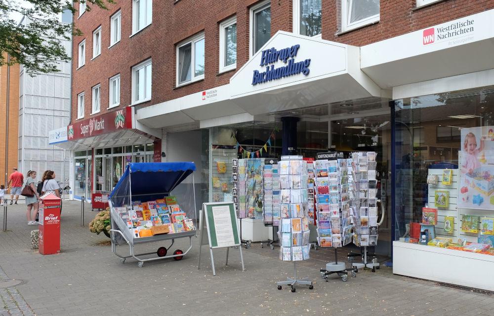Marktallee 46: Pulsierendes Leben (11.8.2020; Foto: Klare)