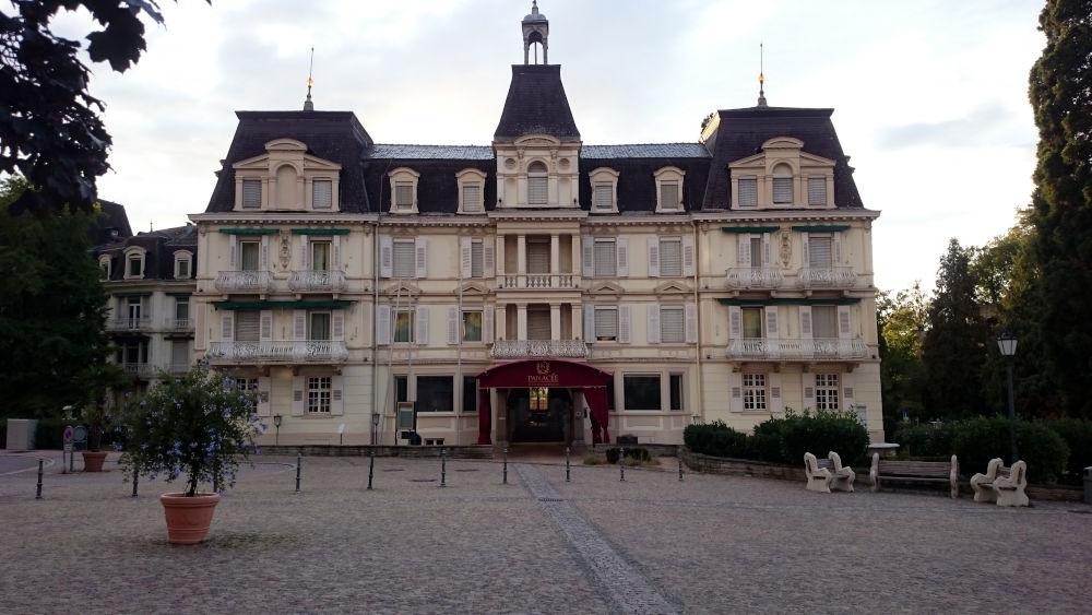 Panacée Grand Hotel Römerbad (25.9.2020; Foto: Henning Klare)