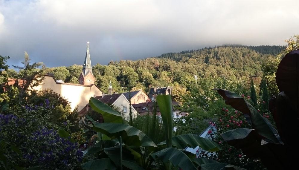 Badenweiler (25.9.2020; Foto: Henning Klare)