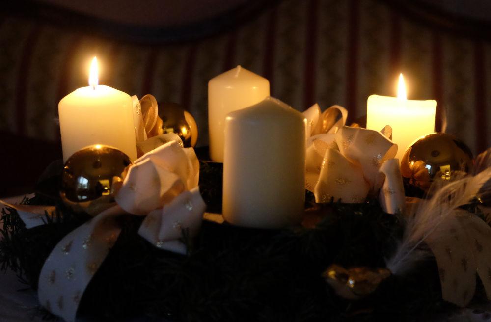 Advent (6.12.2020; Foto: Henning Klare)