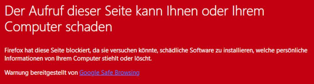 Deutliche Warnung vor txpbomljag.duckdns.org