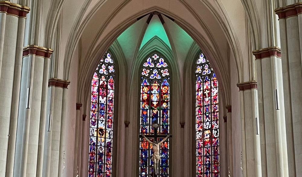 trans pani murmelbeis: Feuersteins Fenster (25.7.2021; Foto: Henning Klare)