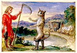 Meister Kater (Charles Perrault's Contes de ma mère l'Oye, 1695)