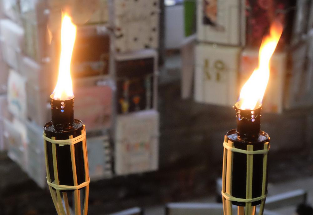 Wohlgemuth leuchtet (1.10.2021; Foto: Henning Klare)