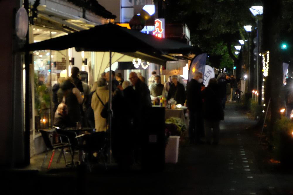 Eiscafé Martini (1.10.2021; Foto: Henning Klare)
