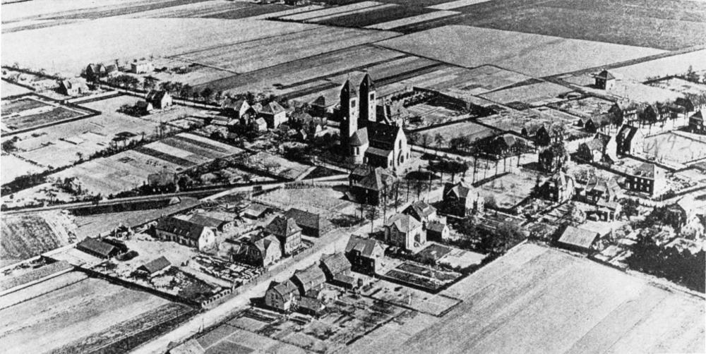 Hiltrup um 1930