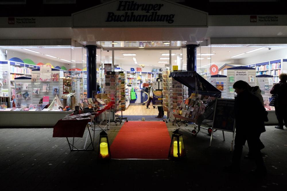 Hiltruper Buchhandlung (Foto: Klare)