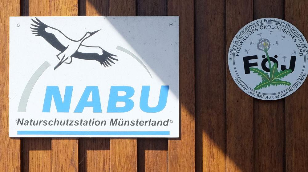 NABU-Naturschutzstation Münsterland (6.4.2018; Foto: Klare)