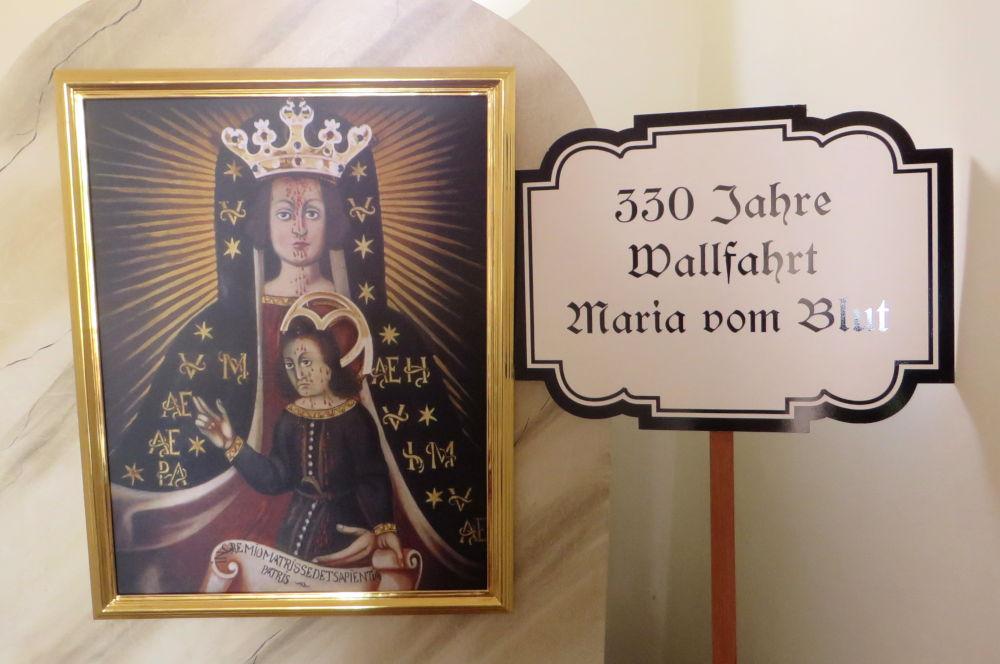 Wallfahrt Maria vom Blut (20.7.2018; Foto: Meyerbröker)