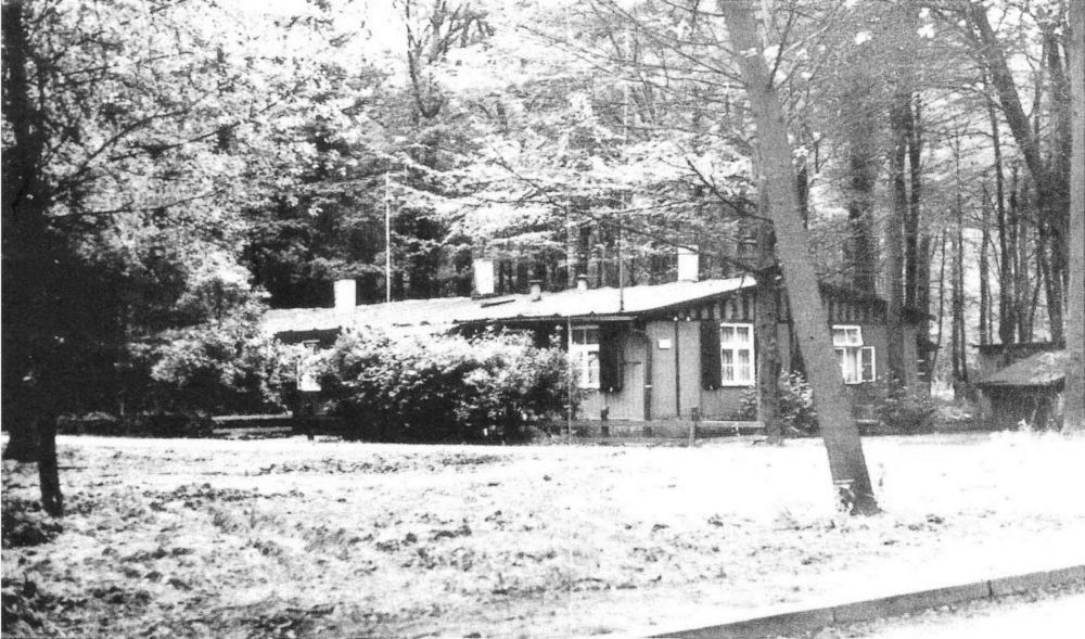 Ehemalige Lagerkommandantur des Lagers Waldfrieden in Hiltrup (1965)