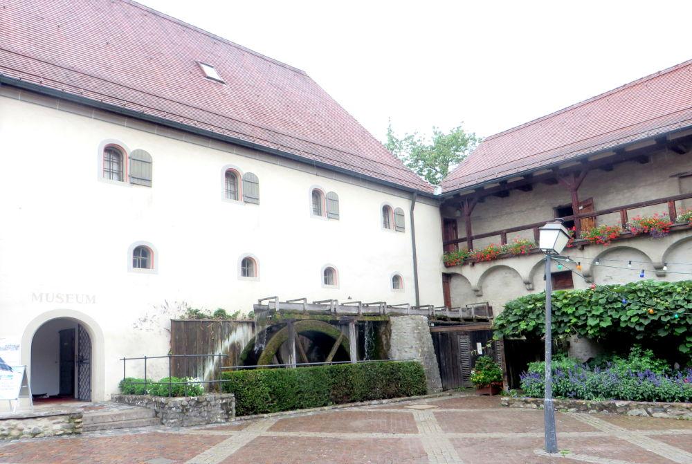 Wangen: Heimatmuseum in der Eselmühle (21.7.2018; Foto: Meyerbröker)