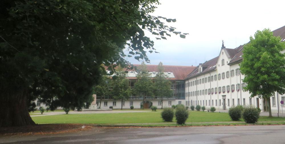 Bregenz: Kloster Mehrerau (22.7.2018; Foto: Meyerbröker)