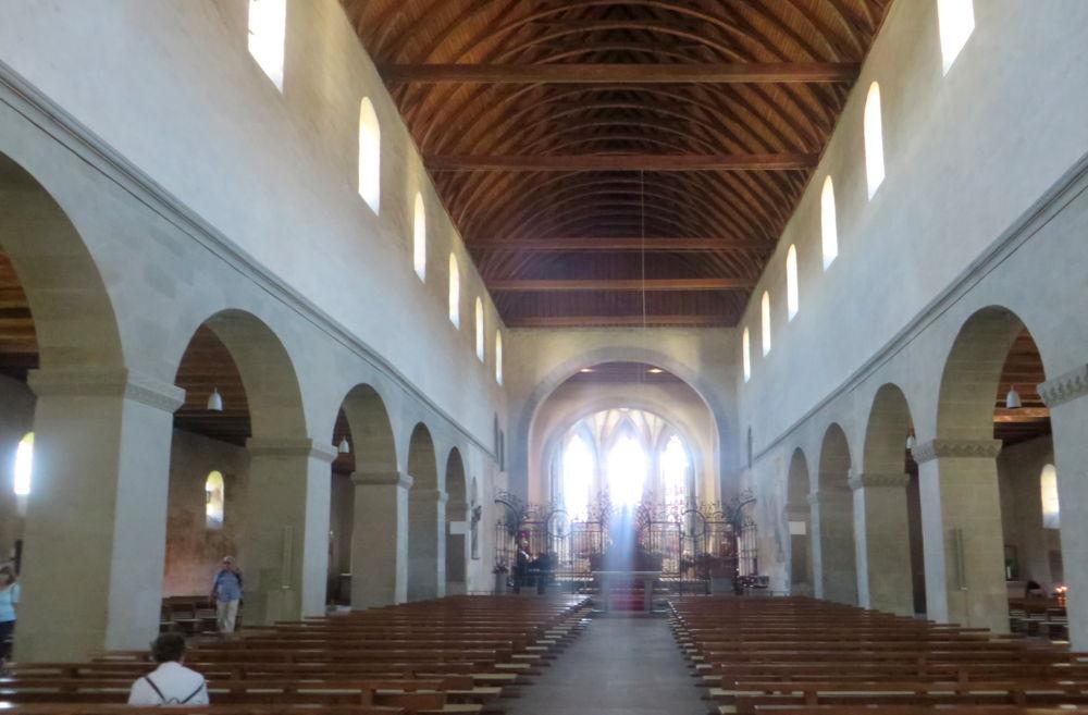 Reichenau: Münster St. Maria und Markus (24.7.2018; Foto: Meyerbröker)