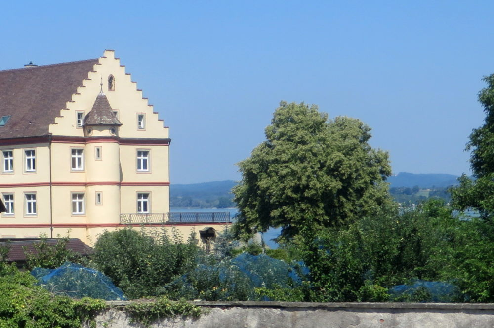 Reichenau: Schloss Windegg (24.7.2018; Foto: Meyerbröker)