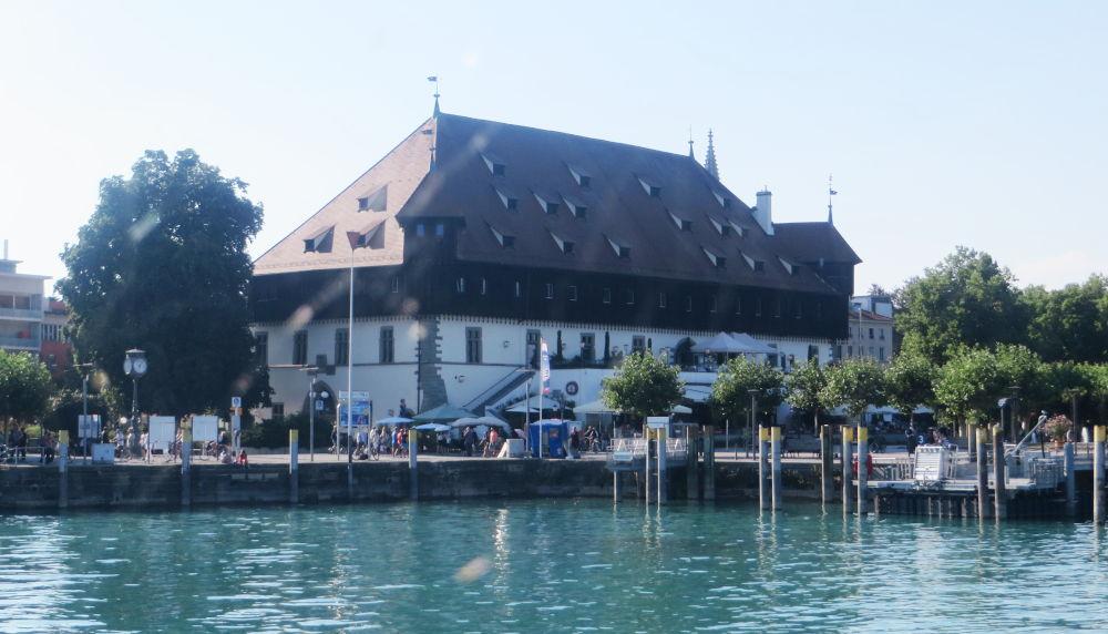 Konstanz: Konzil (24.7.2018; Foto: Meyerbröker)