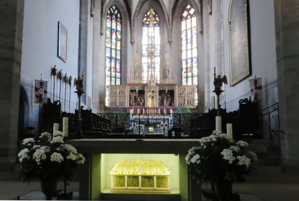 Radolfzell: Münster (25.7.2018; Foto: Meyerbröker)